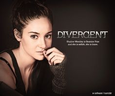 Tris. THEY ARE MAKING A DIVERGENT MOVIE!!!! THAT IS MY FAVORITE BOOK OF ALL TIME!!! I CANT EVEN...