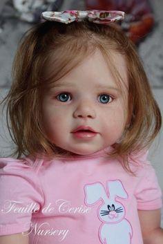 Amélia - reborn toddler fille - Amélia - 75 cm (kit Lilly de Regina Swialkowski) ><3<><3<><3<><3<><3<><3<><3<><3<><3<><3<><3<><3<><3<><3<><3<><3<><3<><3<