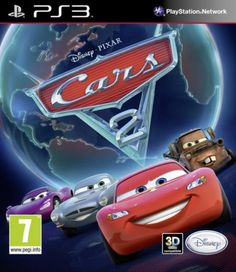 Disney CARS 2 PS3 - #Disney