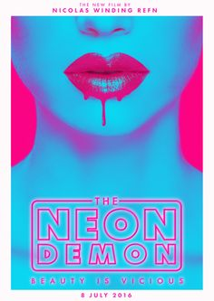 The Neon Demon by Mark Twine - Home of the Alternative Movie Poster -AMP- Design Poster, Graphic Design, Demon Aesthetic, The Neon Demon, Movie Synopsis, Dark Pictures, Film Inspiration, Design Inspiration, Acrylic Artwork