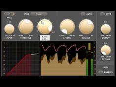 Introduction to FabFilter Pro-C compressor - YouTube