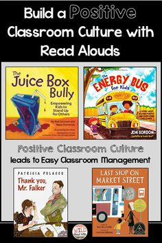 Classroom culture is imperative to successful classroom management. When students feel respected by their teachers and peers, they choose to make better behavior choices.