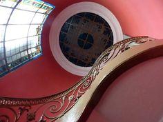 Museum in Saigon Vietnam, Stairs, Museum, Mirror, Furniture, Home Decor, December, Viajes, Pictures
