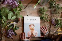 Kinfolk flower potlucks ...