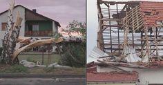 Focus.de - Schneise der Verwüstung: Tornado rast mit bis zu 200 km/h durch Ortschaft und hinterlässt Trümmerfeld - Video - Videos
