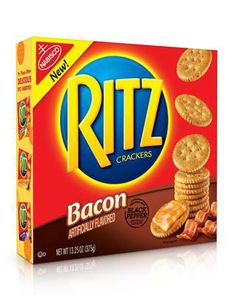 bacon ritz crackers | love it': TODAY editors try new bacon crackers - TODAY.com