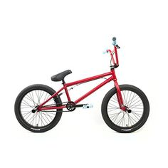 KHE Bikes Evo 0.1 Freestyle BMX Bicycles, Red http://coolbike.us/product/khe-bikes-evo-0-1-freestyle-bmx-bicycles-red/