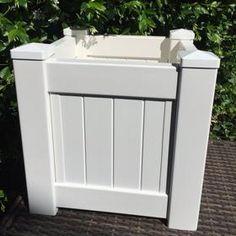 Hamptons Planter Box