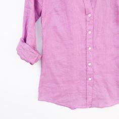 "2/25% off✨J Crew Perfect Shirt Jcrew purple/lilac ""perfect"" button up shirt. NWOT! J. Crew Tops Button Down Shirts"