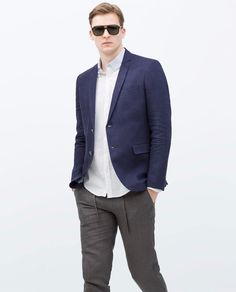 2017 Latest Coat Pant Designs Navy Blue Casual Custom Slim Fit Men Suits Beach Summer Best Man Simple 2 Pieces Masculino 528