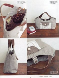 My Daily Basic Bags Japanese Sewing – An etsy shop that sells Japanese bag sewing magazines is creative inspiration for us. Get more photo about home decor related with by looking at photos gallery at the bottom of this page. We are want to say thanks if you like to …