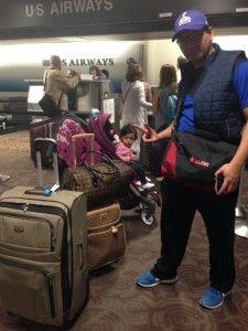 Los mejores consejos para viajar con bebes y niños en el avión