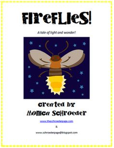 need to look for fireflies (Target and Big Lots mentioned) Fun Classroom Activities, Classroom Freebies, Reading Activities, Classroom Themes, Guided Reading, Writing Mini Lessons, Writing Ideas, End Of School Year, Summer School