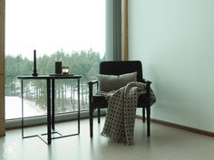 NORDIC WINTER | HEIDI RISKU Laini side table styling nordic winter
