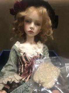 Painted and Dressed by Connie Lowe Amy by Dollstown Beautiful BJD Doll MIB in Dolls & Bears, Dolls, Art Dolls-OOAK, OOAK Doll Clothing   eBay