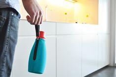 Ubierz swoją butelkę Retap w wygodny pokrowiec - świetny wygląd oraz wygoda w przenoszeniu.