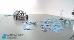 Carro que pode ser conduzido por crianças desenvolvido por Toyota - Automóveis-Online