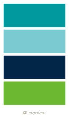 Playroom Color Scheme Gender Neutral Accent Walls