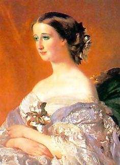 The Mad Monarchist: Consort Profile: Empress Eugenie of France