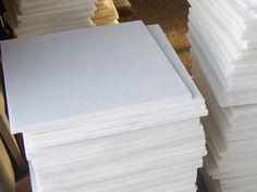 large white stone tiles - Google Search. Travertine.