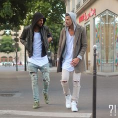 R I D ! N ... With My fuckin bruh for Life @abdelpom @abdelpom By @champaris75 #champaris