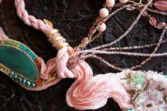 Style by Red: C'SANTOS PICK OF THE WEEK: TURKISH NECKLACES