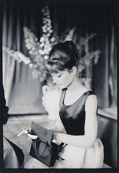 Audrey Hepburn - Little Plastic Horses
