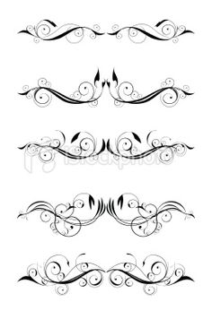Swirl Tattoo Designs | Search for stock photos, illustrations, video, audio and editorial ...