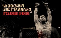 Wise words from the champ!