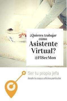 ¿Quiere Trabajar como Asistente Virtual? si estas pensado en trabajar como Asistente Virtual, esto te interesa
