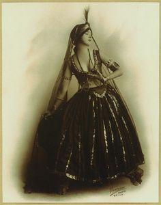 Ruth St.Denis,1916