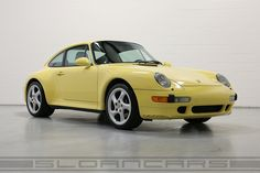 Color ideas: 1997 porsche 993 C2S pastel yellow for sale | Sloancars