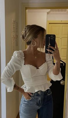 Look Fashion, Fashion Beauty, Fashion Outfits, Fashion Trends, Spring Summer Fashion, Spring Outfits, Textiles Y Moda, Neue Outfits, Cute Casual Outfits