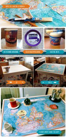 Rehacer la mesa de la cocina (clase magistral) / Muebles / SECOND STREET