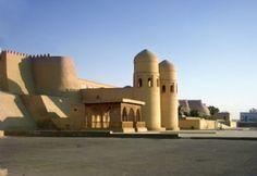 Grand Tour de l'Ouzbékistan avec Kampyr Tepe , l'un des sites urbanisés les plus anciens d'Asie centrale, Le site de Dal'verzine Tepe, Sorchi, Les vestiges du palais Aksaray à Shakr-i-Sabz , visite de Samarcande et visite de Boukhara
