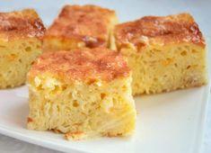 Pentru iubitorii de soare, mare și tărâmuri grecești, probabil gustul acestei rețete grecești de plăcintă însiropată cu aromă intensă de portocale - Rețeta Portokalopita este foarte cunoscut și îndrăgit. Cornbread, Caramel, Ethnic Recipes, Desserts, Food, Millet Bread, Salt Water Taffy, Tailgate Desserts, Toffee