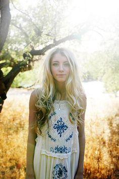 freepeople:  Diamonds In The Sky Dress styled by kennedydstearns on FP Me