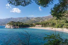 Milocer, Sveti Stefani, Budvan riviera, Montenegro