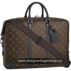 Louis Vuitton M40224 Porte-Documents Voyage GM Please share and repin