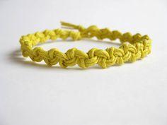 A 7 page macrame bracelet pattern / macrame bracelet tutorial / macrame bracelet PDF pattern. Clear step by step instructions and photos by knotonlyknots.