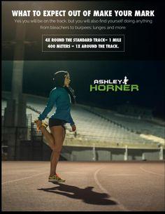 Make Your Mark - Ashley Horner