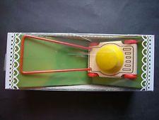 Bodo Hennig 6840 Rasenmäher Puppenhaus / Puppenstube wie NEU OVP