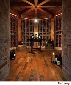 Fontenay Creates Wine Barrel Flooring By Michael B Dougherty There Are Certainly Better Ways To