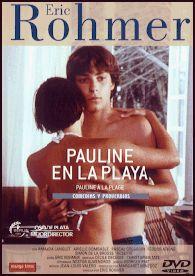 Pauline en la playa (1983) Francia. Dir: Eric Rohmer. Drama. Romance. Adolescencia - DVD CINE 390