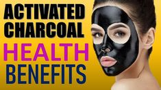 14 Amazing Health Benefits, Beauty Uses and Life hacks of ACTIVATED CHARCOAL You may have noticed activated charcoal popping up on your newsfeed and social media channels more often these days. It's been around for hundreds of years, but has recently blown up in the health and beauty world due to its amazing uses and benefits. From whitening your teeth to soothing your stomach, check out how to use activated charcoal to up your health and beauty game! What Is Activated Charcoal? Health And Beauty Tips, Health Tips, Health And Wellness, Health Fitness, Health Care, Natural Health Remedies, Natural Cures, Life Hacks Youtube, Beauty Games