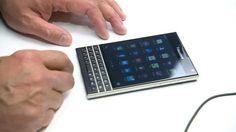 BlackBerry lanzará hoy su nuevo smartphone: Passport