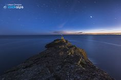 Punta Chiappa overnight by Leone Christian on 500px