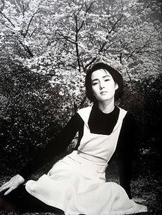 Kishin Shinoyama - Japanese Actress Kanako Higuchi (b. Andre Kertesz, Portrait Photography, Fashion Photography, Japanese Photography, Famous Photographers, Japanese Beauty, Japanese Style, Beautiful Actresses, Asian Woman