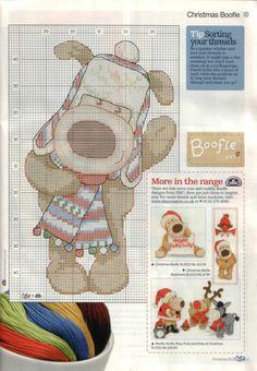 Gallery.ru / Фото #11 - Cute Cross Stitch №3 Christmas 2013 - WhiteAngel
