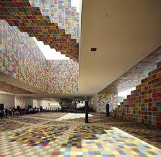 World Expo 2010 Shanghai, China Republic of Korea Pavilion Mass Studies